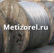Трос стальной ГОСТ 7669-80 типа ЛК-РО с металлическим сердечником МС конструкции 6х36